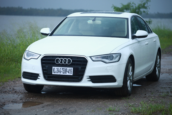 Audi A6 Greenland Travels Premium Car Rental Wedding Car Rental