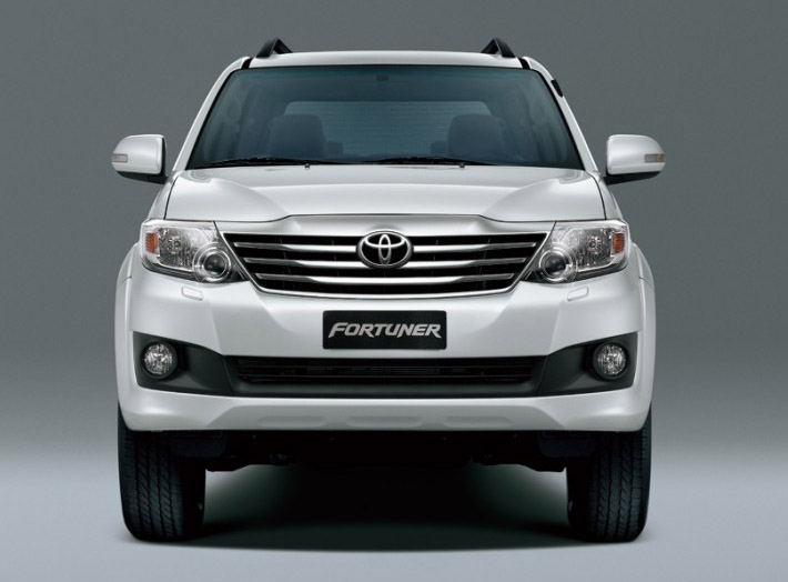 2012 Toyota Fortuner In India 1 Greenland Travels