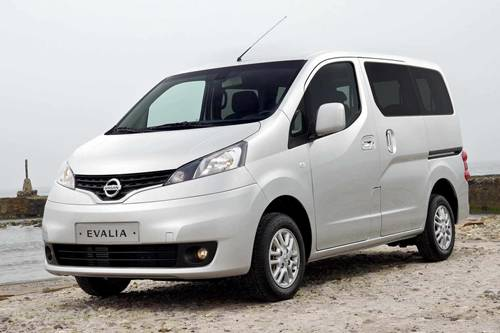 Nissan Evalia Greenland Travels Premium Car Rental Wedding Car